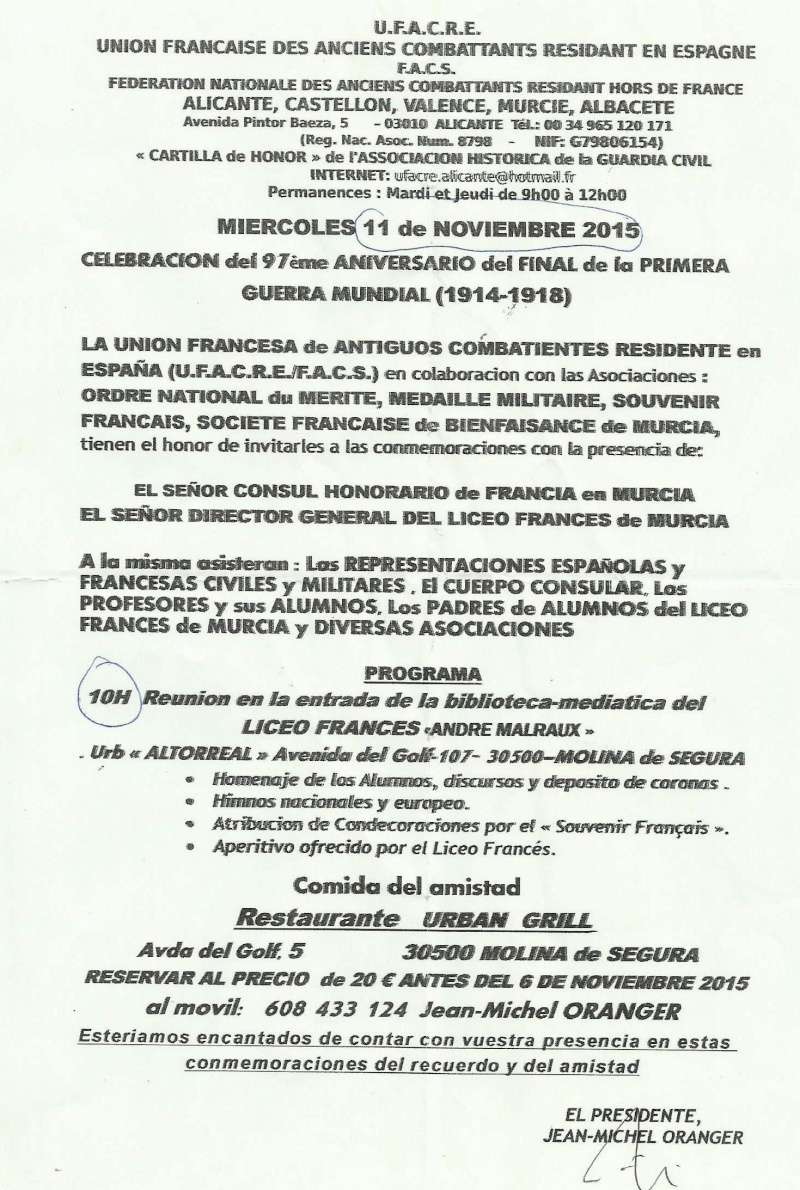 REUNIÓN CON VETERANOS FRANCESES Invita10
