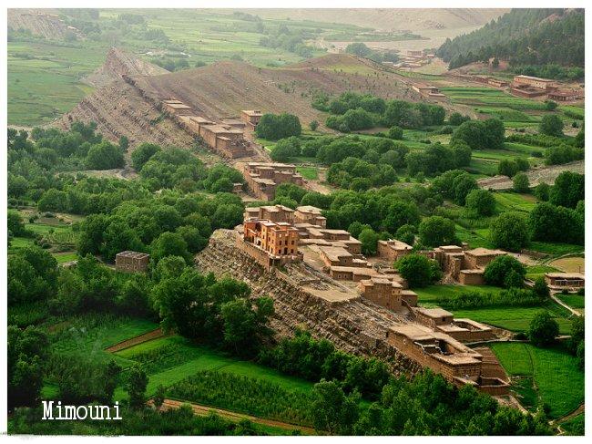 Museum architecture Berbere Amazigh Chleuh Ait_bo10