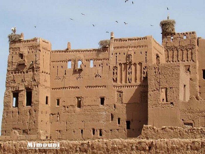 Museum architecture Berbere Amazigh Chleuh Kasba_10