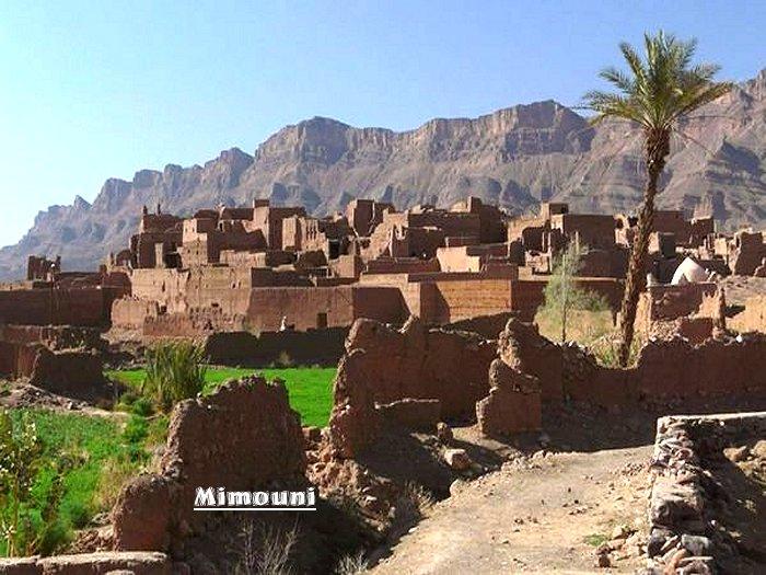 Museum architecture Berbere Amazigh Chleuh Kasbah10
