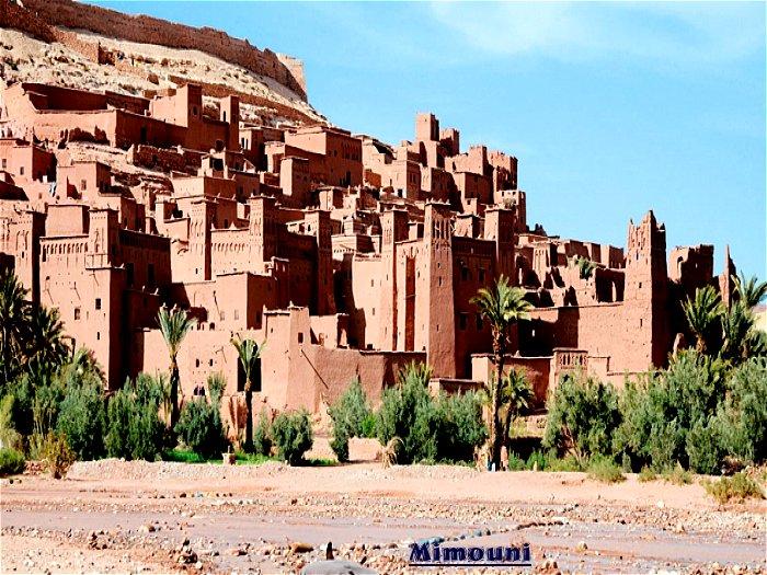 Museum architecture Berbere Amazigh Chleuh Kasbah12