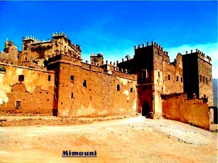 Museum architecture Berbere Amazigh Chleuh Kasbah16