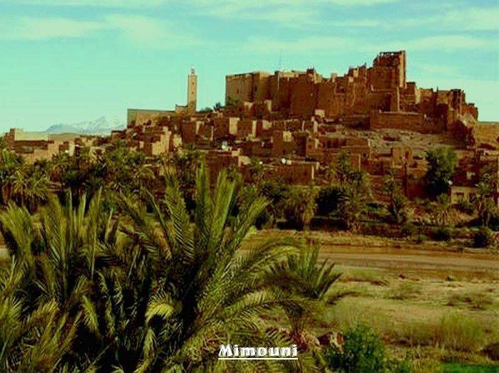Museum architecture Berbere Amazigh Chleuh Kasbah20