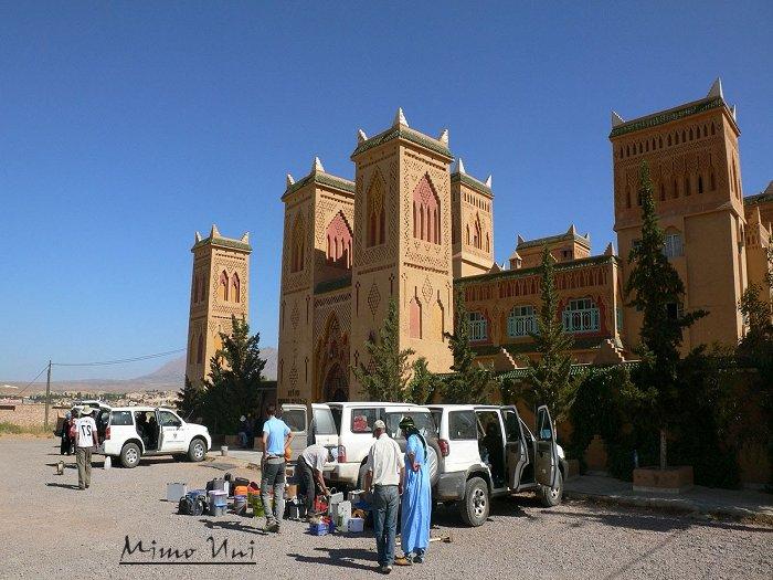 Museum architecture Berbere Amazigh Chleuh Midelt10