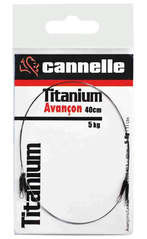 Que pensez vous du titanium en bas ligne pour le vif ? Avanco10