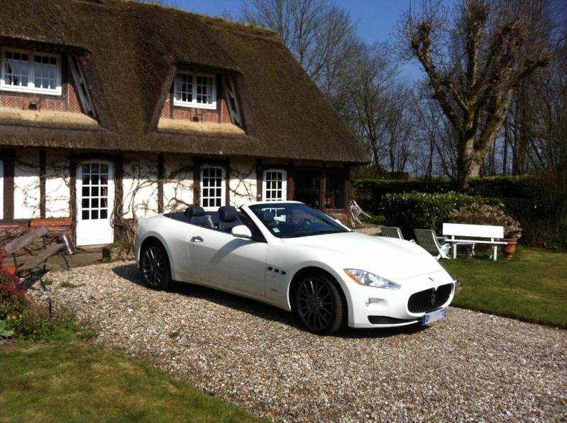 Vente Maserati GranCabrio Img_0615