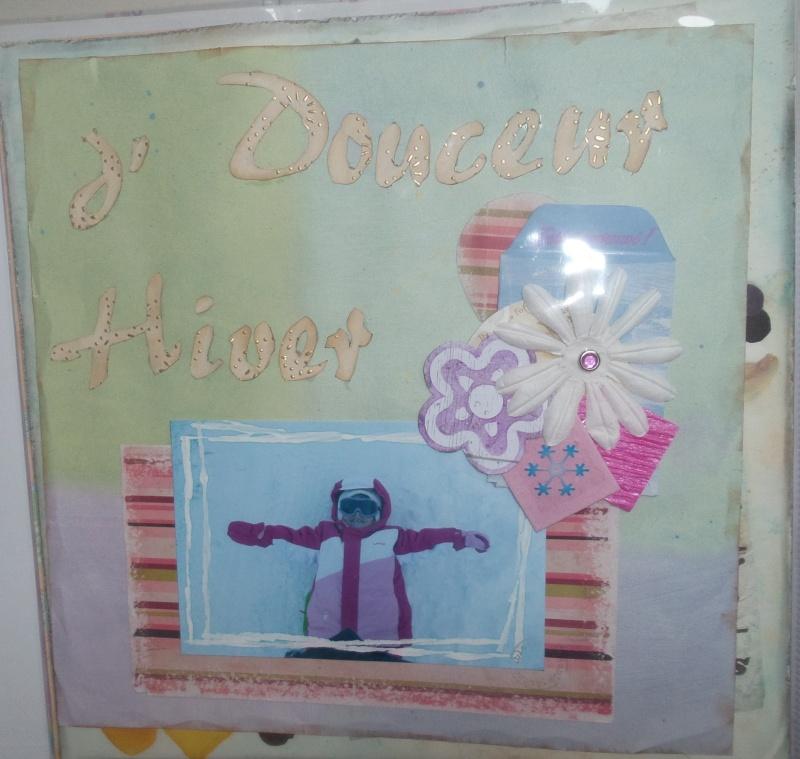Galerie de Mart-ine - scrap mis à jour après le mini rose 20151020
