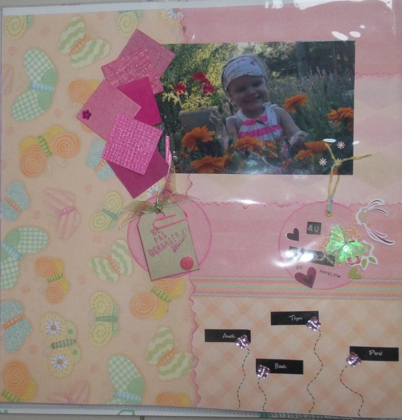 Galerie de Mart-ine - scrap mis à jour après le mini rose 20151021