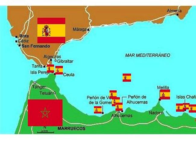 L'humiliation espagnole aux Marocains  est insupportable Coline11