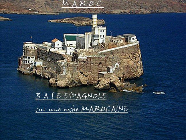 Le royaume espagnole n'arrive pas a se remettre de sa domination par les berberes Marocains Penon_10