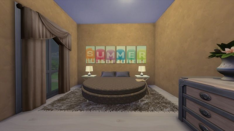 [Débutant] S4 Studio : recoloration de meuble - exemple d'un tableau Summer10