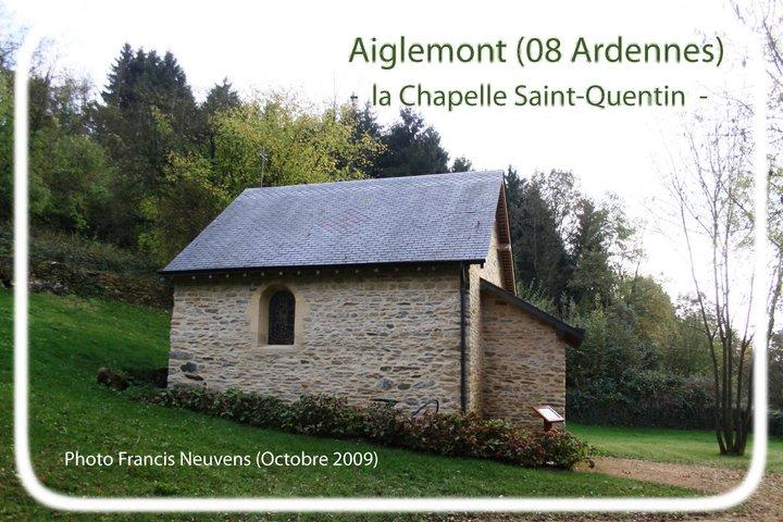 La Chapelle st Quentin, à Aiglemont 15556710