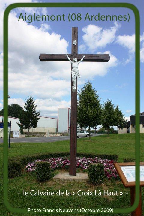 """Aiglemont et son calvaire de """"La croix la - Haut"""" 75334_10"""