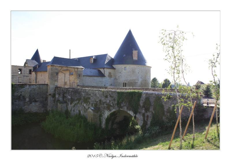 Charbogne, et son château (Ferme fortifiée de Charbogne) - Page 2 Cadrer51