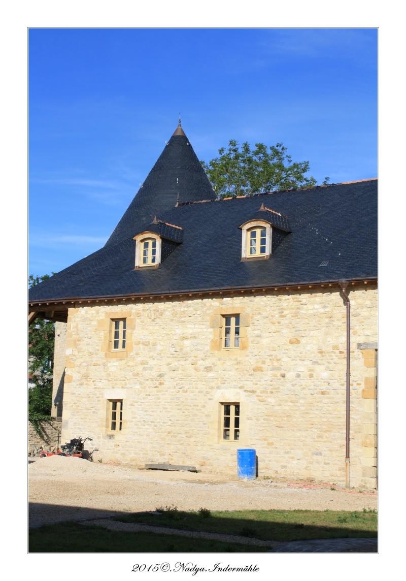 Charbogne, et son château (Ferme fortifiée de Charbogne) - Page 2 Cadrer70