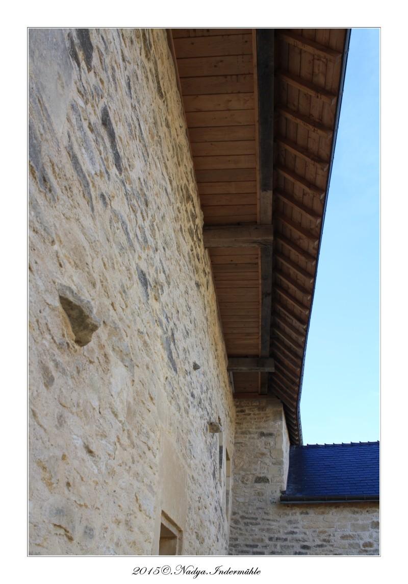 Charbogne, et son château (Ferme fortifiée de Charbogne) - Page 2 Cadrer71