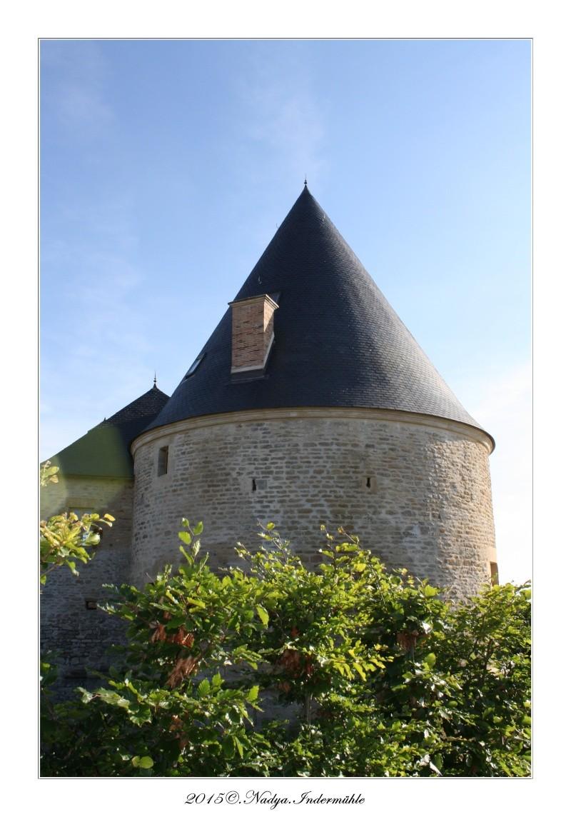 Charbogne, et son château (Ferme fortifiée de Charbogne) Cadrer86