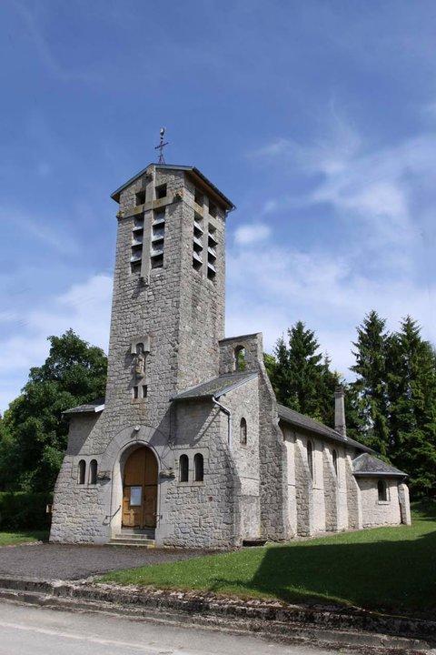 Ménil Anelles, et son église St Nicolas Mynil-12