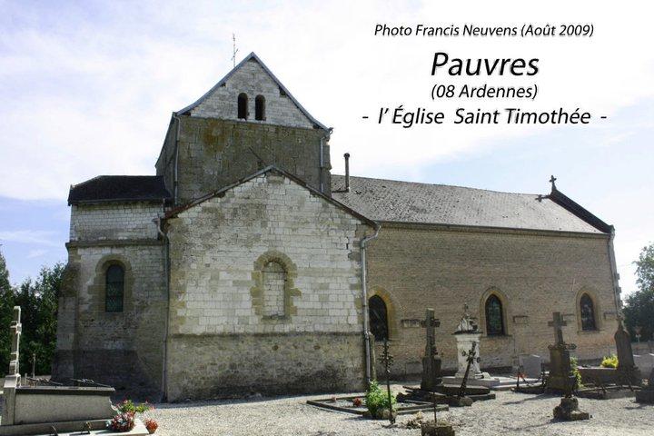 Pauvres et son église St Timothée Pauvre18