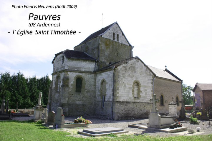 Pauvres et son église St Timothée Pauvre19