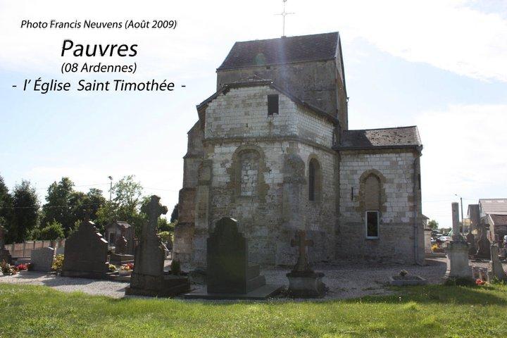 Pauvres et son église St Timothée Pauvre20