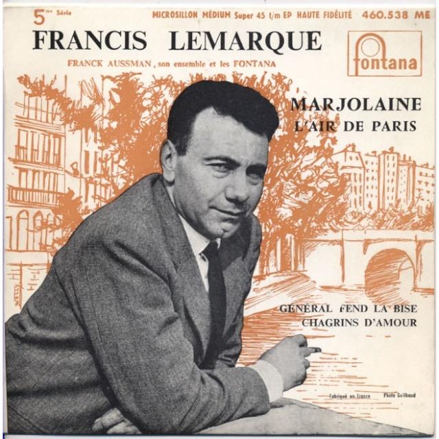 Chansons de France 10381710