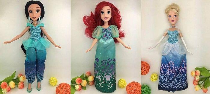 Disney dolls par Hasbro (2016) Ee10