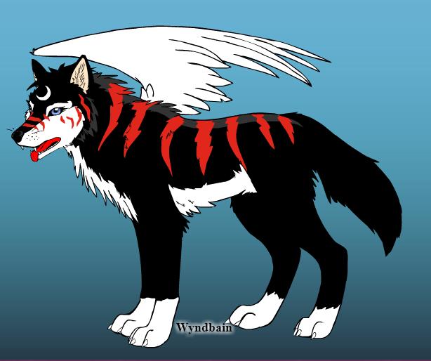 Create Your Wolf Here Astori17