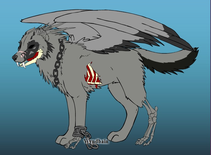 Create Your Wolf Here Rp_apa16