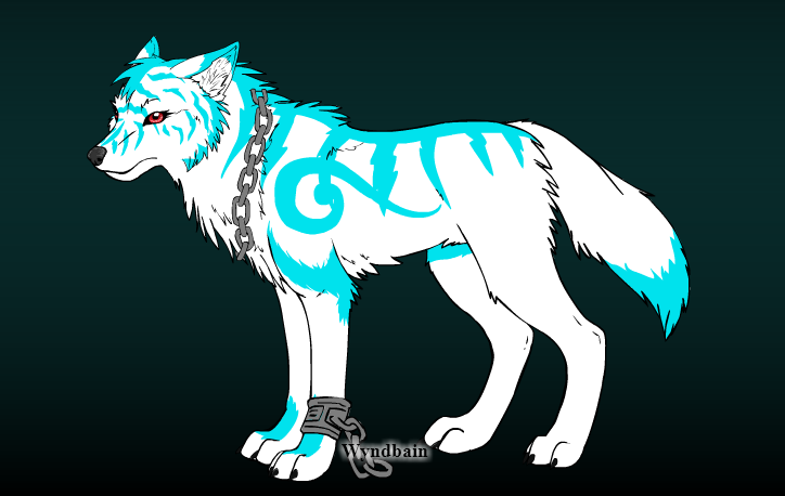 Create Your Wolf Here 15940210