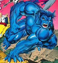 Beast vs Lady Deathstrike Beast_11