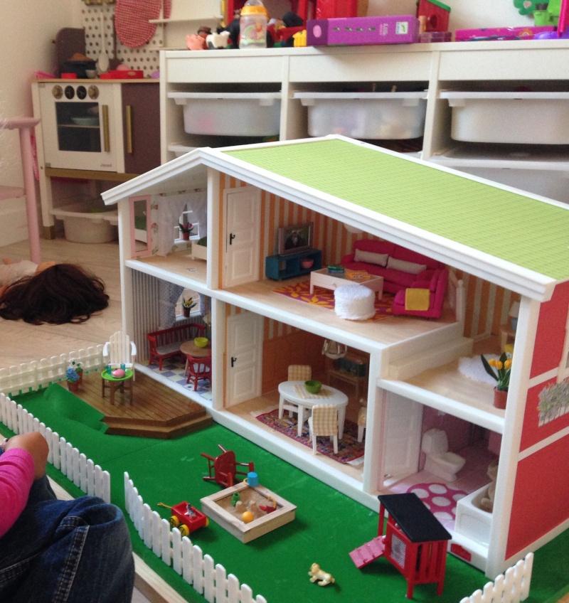 Maison Lundby et autres maisons de poupées de Lilas et Marie... - Page 3 Fullsi12