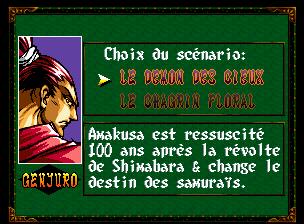 samurai spirits rpg en français neogeo cd article  N1373_11