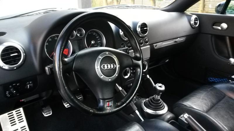 Audi tt mk1 quattro 20151010