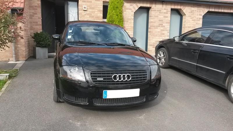 Audi tt mk1 quattro 20151013