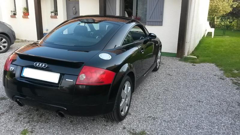 Audi tt mk1 quattro 20151014
