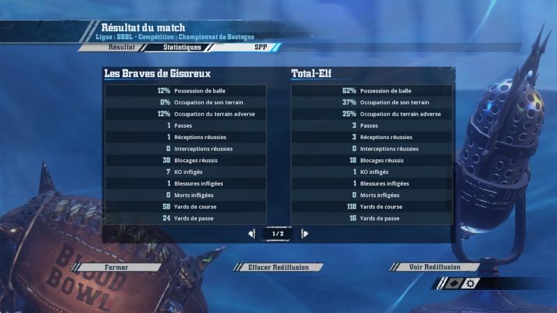[Galka] Total Elf 1 - 1 Les Braves de Gisoreux [Burning-Bones] 2015-119