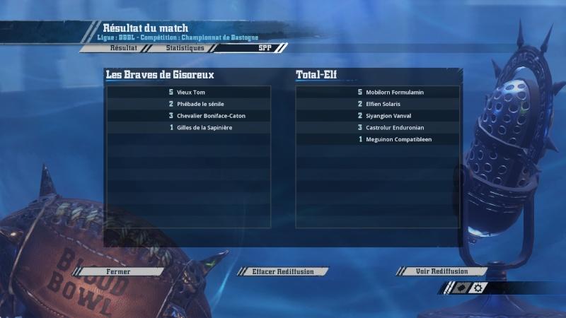 [Galka] Total Elf 1 - 1 Les Braves de Gisoreux [Burning-Bones] 2015-120