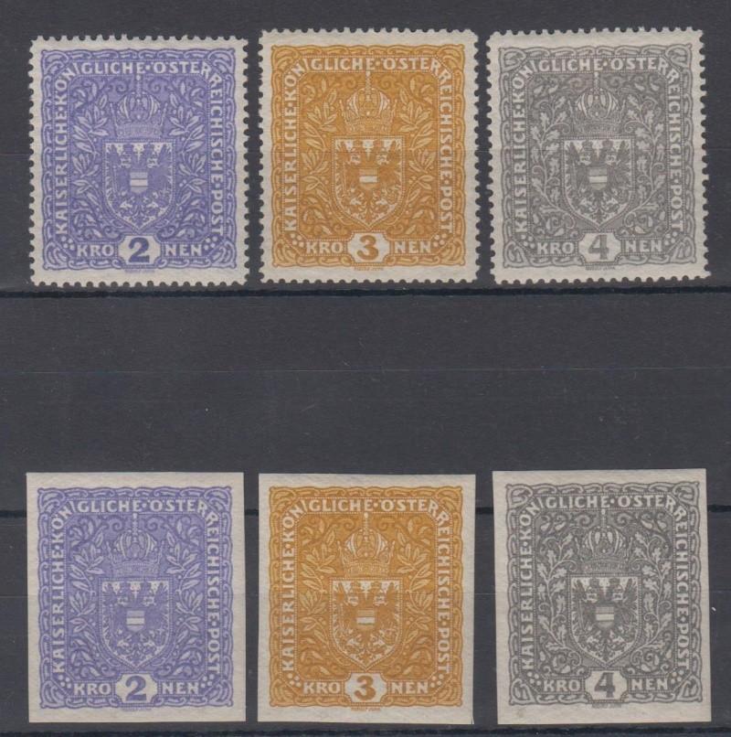 FLUGPOSTMARKEN-AUSGABE 1918  00610