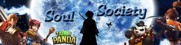 Taichi Panda  SOUL SOCIETY