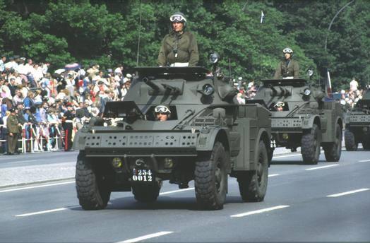 Matériel Gendarmerie de Berlin 16-05-10