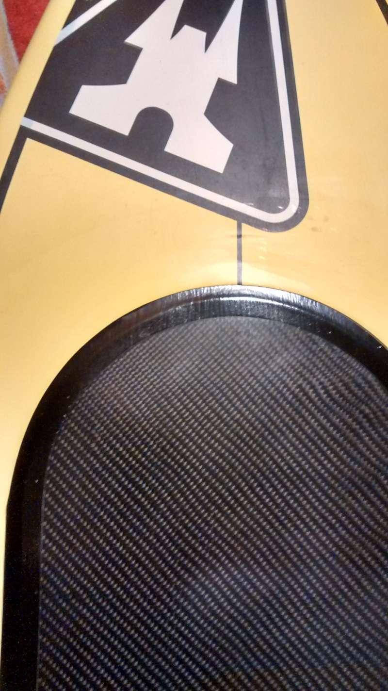 1 methode de renforts carbone / pose d'inserts sur surf Foil_030