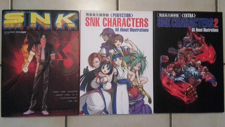 Artbook Snk 20151010