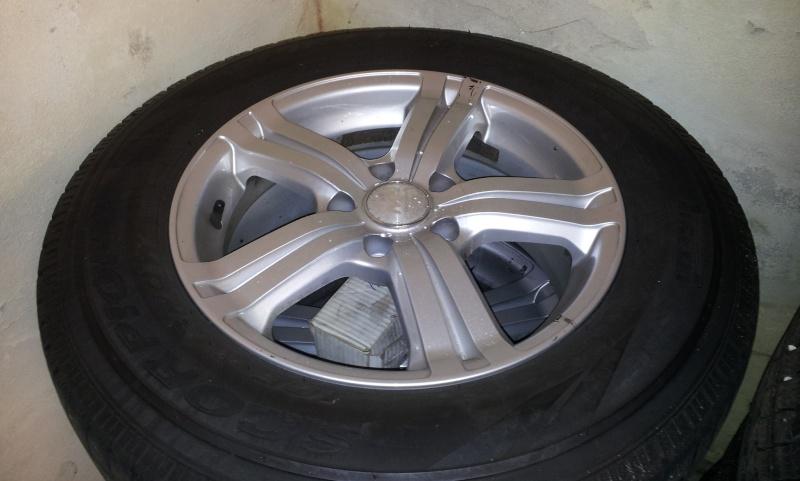 pneumatici - cerchi Mak con pneumatici Pirelli Scorpion 215 70 R16 Cerchi10