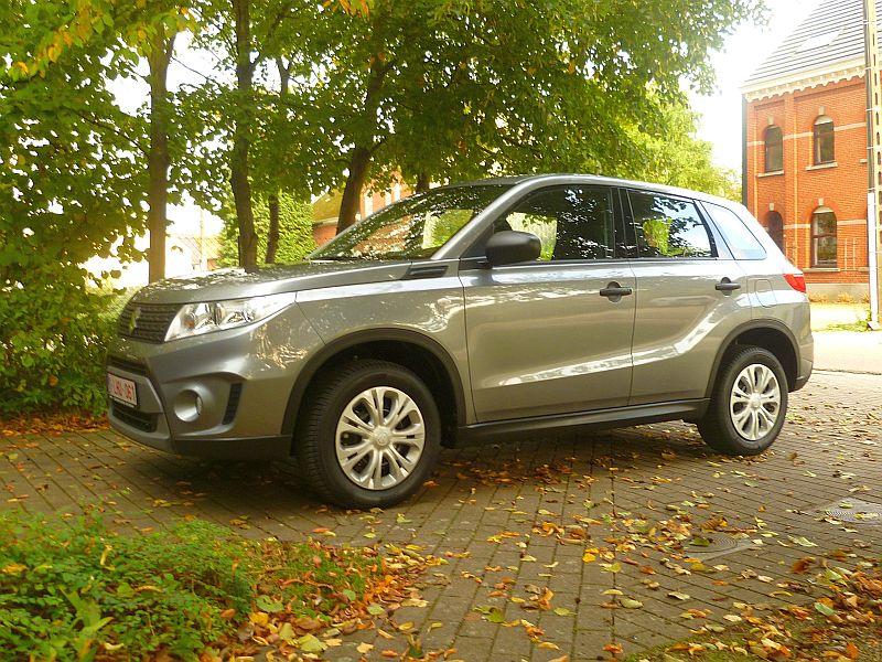 Vitara Grand Luxe (GL) - Comfort edition (Belgium) Suzu112