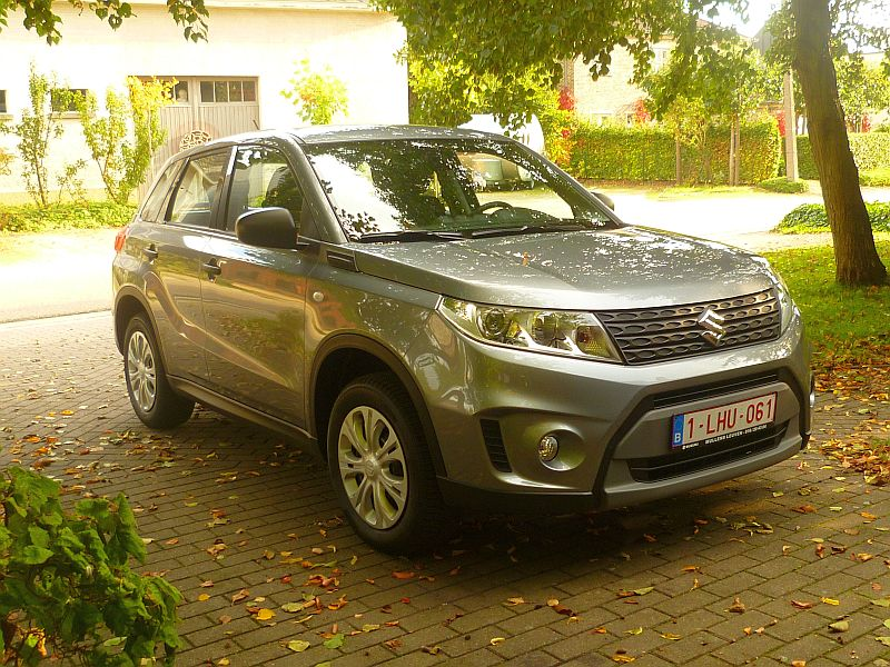 Vitara Grand Luxe (GL) - Comfort edition (Belgium) Suzu311