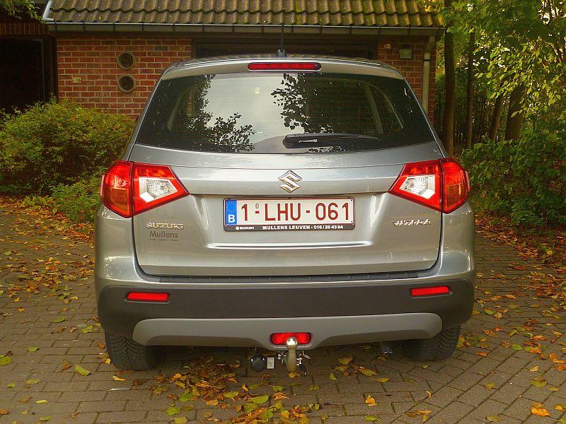 Vitara Grand Luxe (GL) - Comfort edition (Belgium) Suzu512