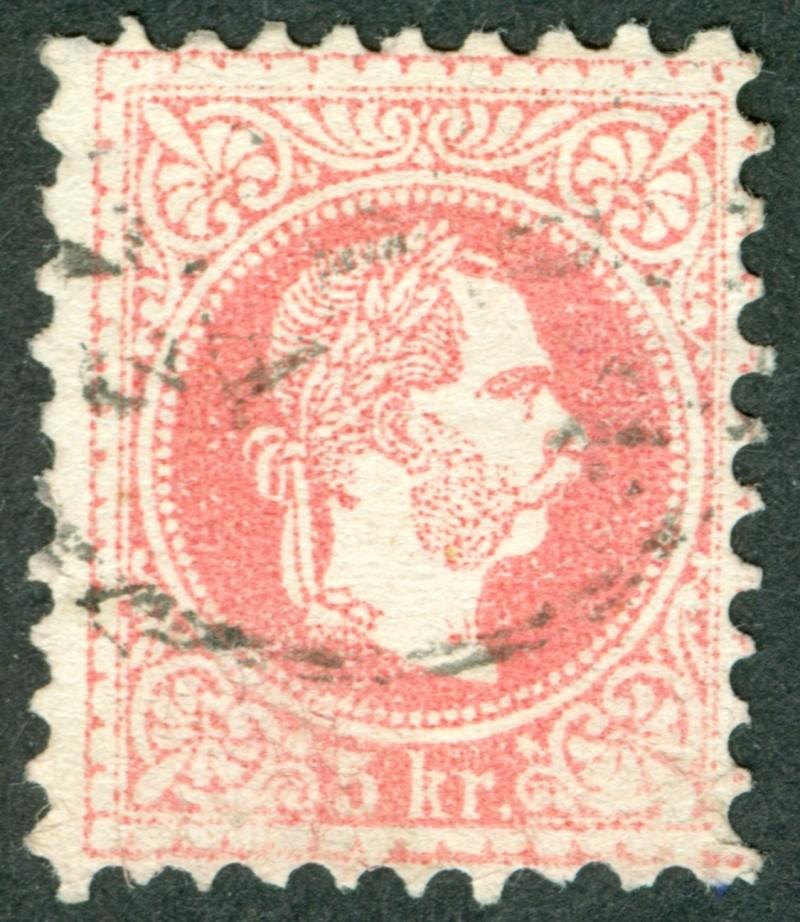 Freimarken-Ausgabe 1867 : Kopfbildnis Kaiser Franz Joseph I - Seite 9 1867_p12