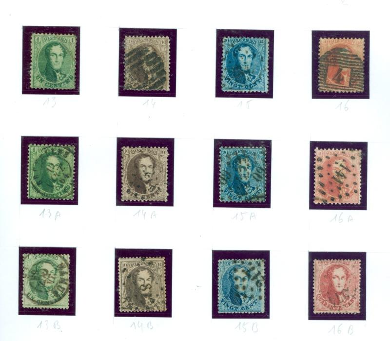 Belgien 1851 u. 1863? Belgie10