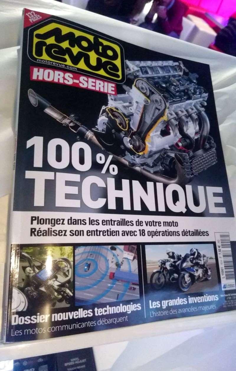 Moto Revue HS 100% Technique 12185810
